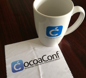 Cool stuff from CocoaConf.