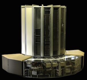 Cray-1 at the Swiss Federal Institute of Technology.