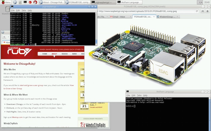 Raspberry Pi 2 Model B Quad Core 183 Rayhightower Com